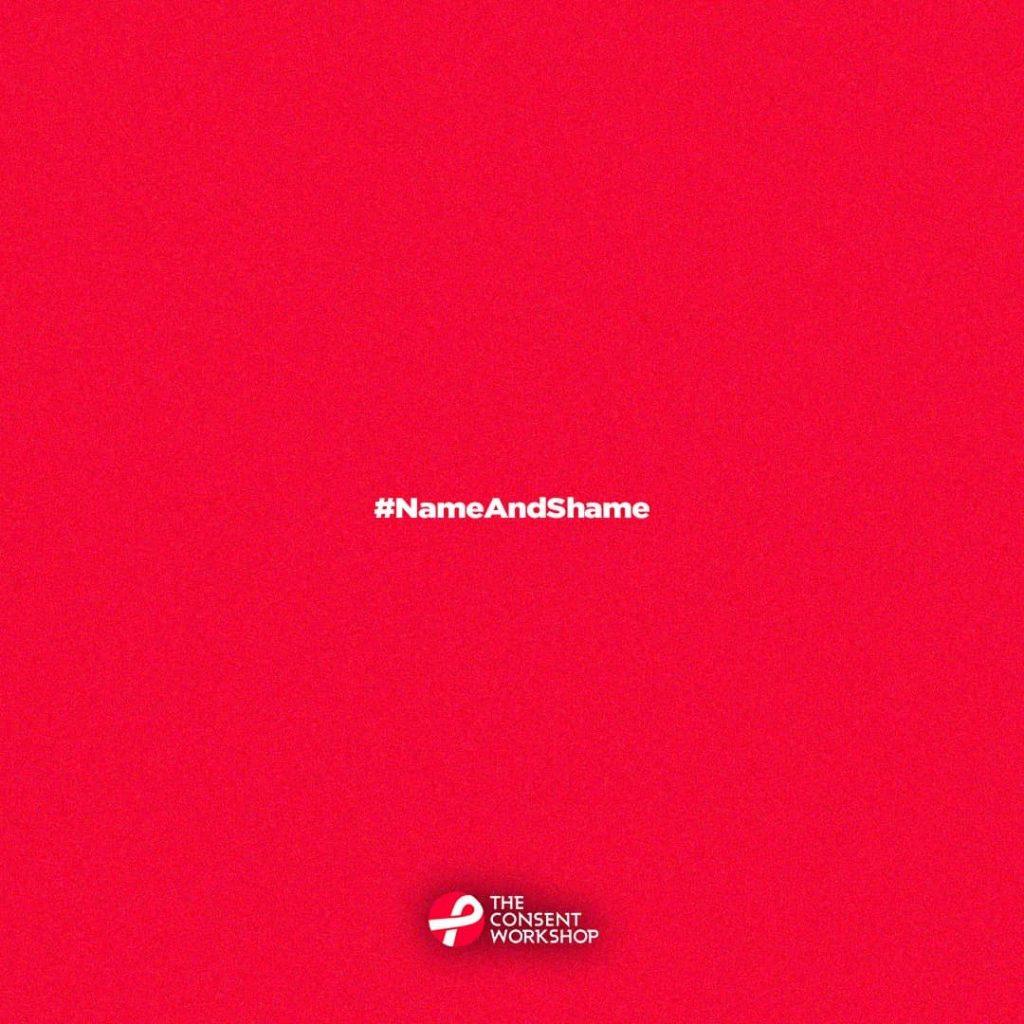 The Consent Workshop #NAMEANDSHAME