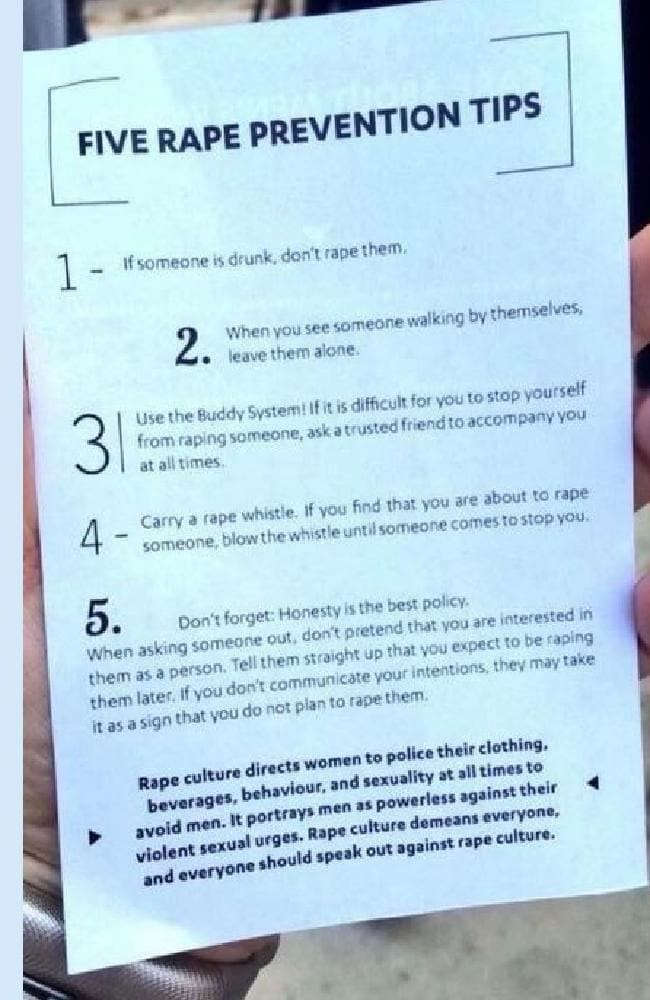 """The Consent Workshop """"How to Prevent rape?"""""""