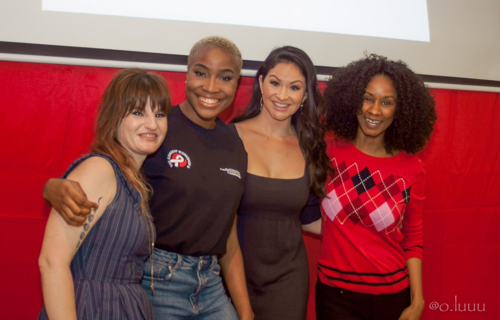 The Consent Workshop Event Albums