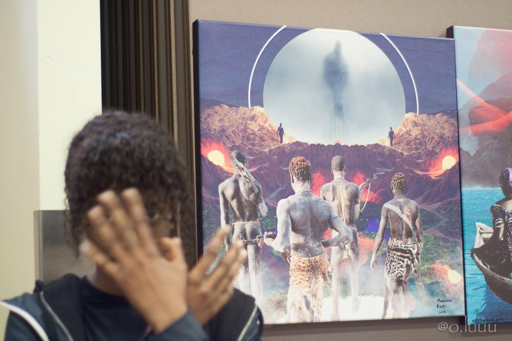 The Consent Workshop TCW Art Exhibition 2019