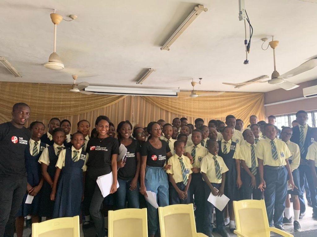 The Consent Workshop Schools