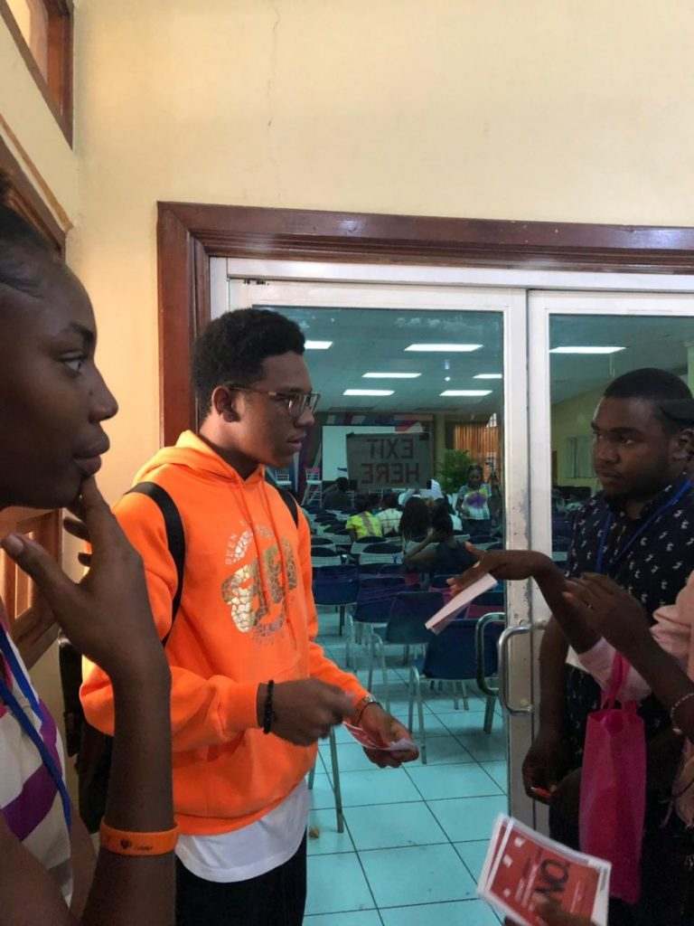 The Consent Workshop Campus Outreaches
