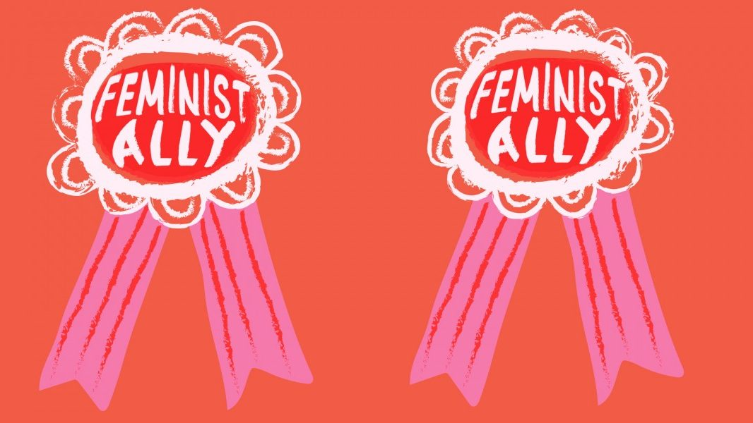 The Consent Workshop How to be a Feminist Ally, for 'Feminist Allies'.